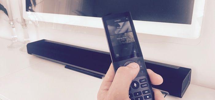 Savant Home Touscreen Remote. Zet je huis in de juiste mood.