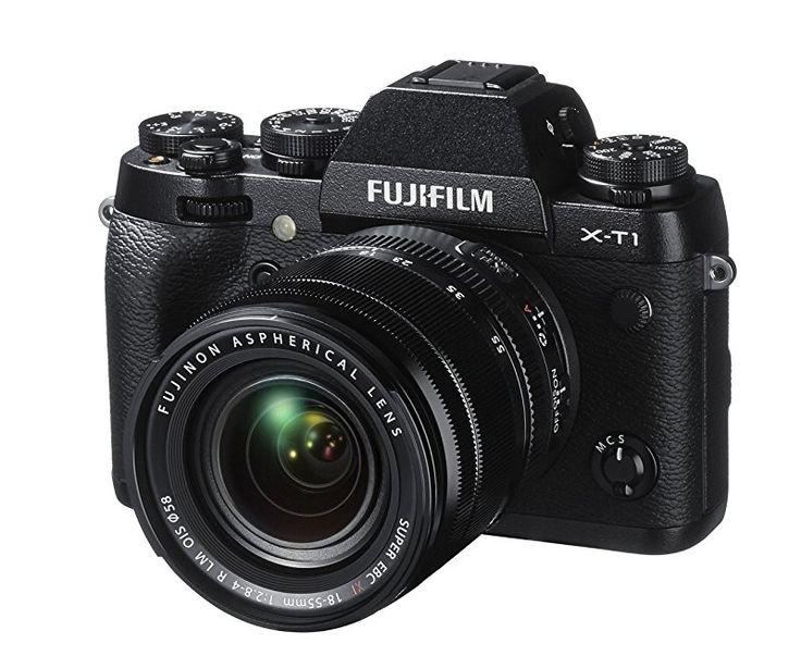 FUJIFILM X-T1 + FUJINON 18 - 55 mm | Available at NETNBUY.COM