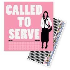 Young Women Who Know: Missionary Service Activity
