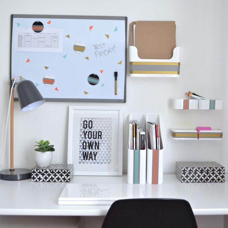 M s de 25 ideas incre bles sobre escritorio dormitorio for Decoracion de habitaciones para estudiantes universitarios
