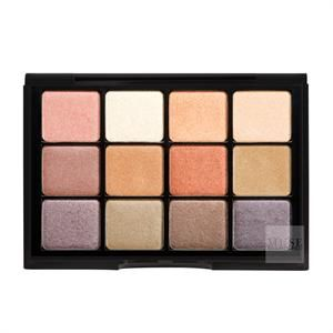 viseart eyeshadow palette 06 Paris Nudes