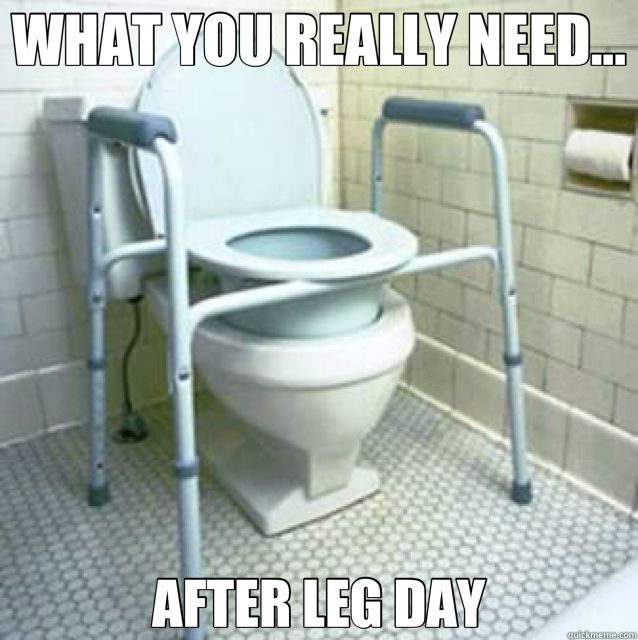 15 Leg Day Memes That Are Incredibly Funny