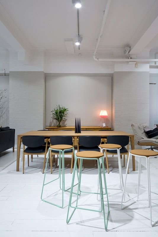 Smed Stools in our new Sydney Showroom.