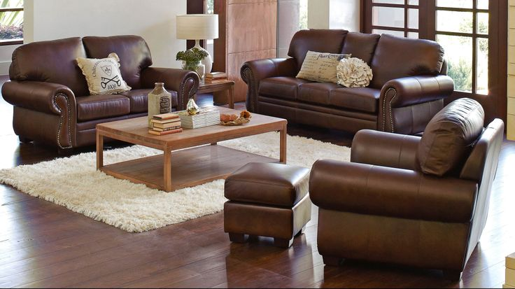 Dorchester 3 seater leather sofa at harvey norman formal - Harvey norman living room furniture ...