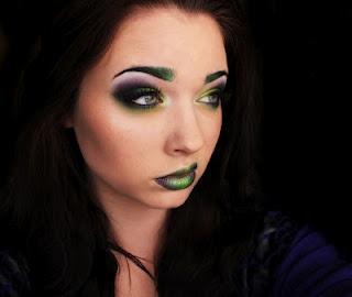 Hulk Inspired Make-up lookGeeky Makeup, Makeup Inspiration, Dramatic Makeup, Makeup Artists, Inspiration Makeup
