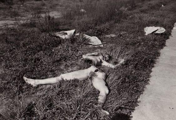 The Black Dahlia - Elizabeth Short