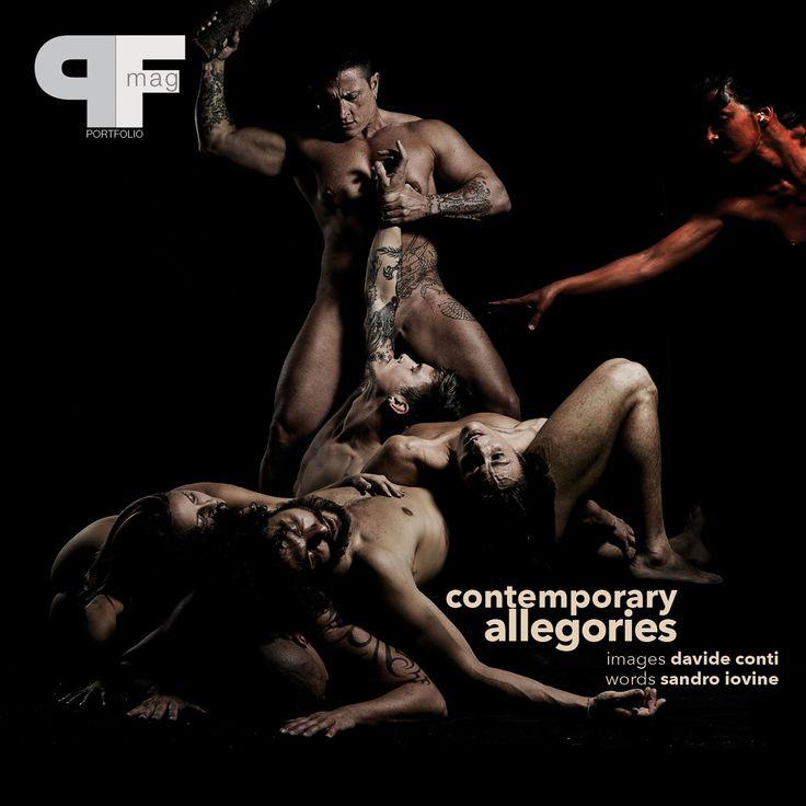Contemporary Allegories by Davide Conti