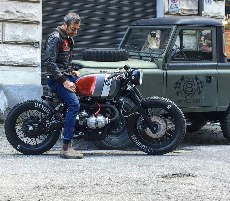 #bmw # motorcycles #caferacer #road #style #pasion – – –