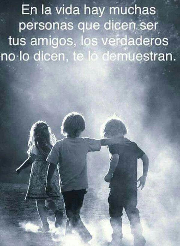 Ama a tus amigos, después de tus hermanos ellos serán las personas que se preocuparán por ti