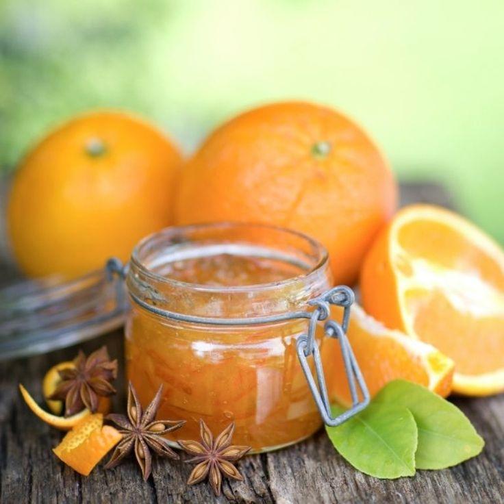 """Het lekkerste recept voor """"Sinaasappelmarmelade"""" vind je bij njam! Ontdek nu meer dan duizenden smakelijke njam!-recepten voor alledaags kookplezier!"""