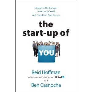 I'd like to read that book of Reid Hoffman