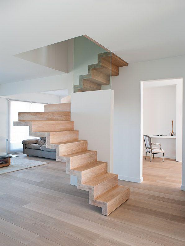 17 beste idee n over tuin trappen op pinterest buiten trapladder stenen treden en buiten trappen - Moderne buitentrap ...