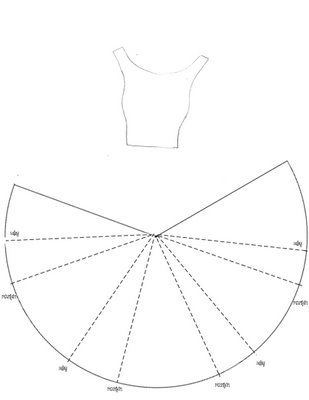 Pixeltrashamania: Cute Dress Card