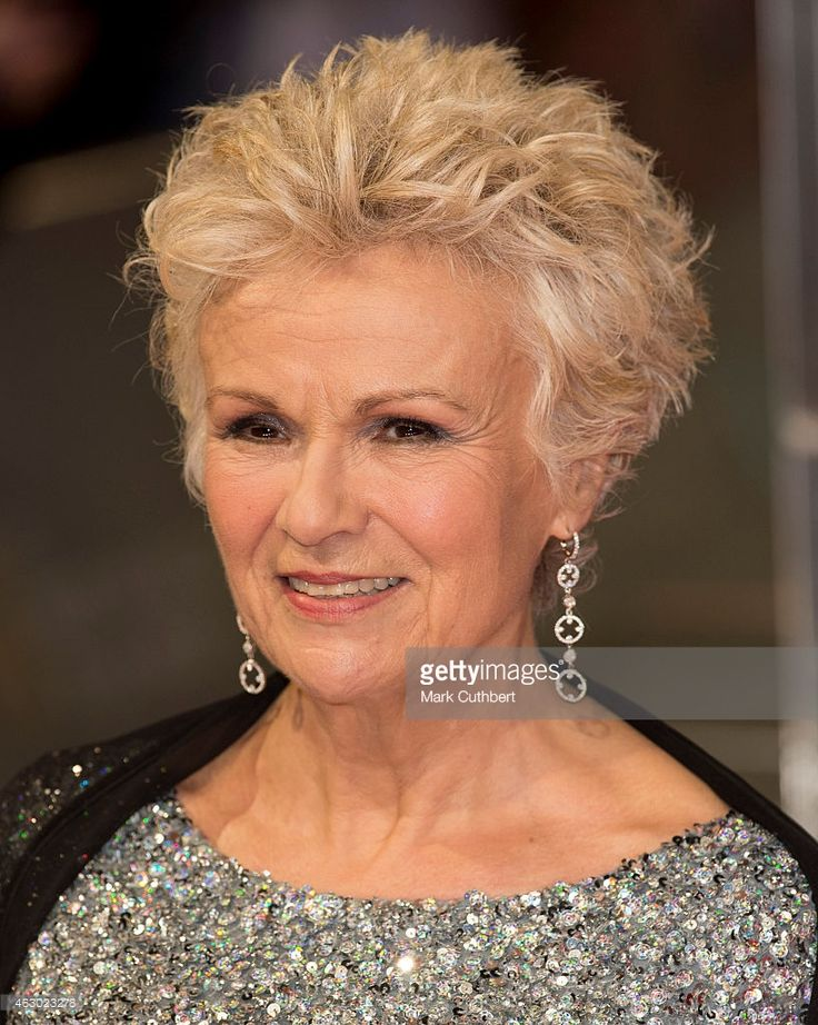 how to style old lady hair julie walters attends the ee academy awards 5307 | c0de4c062c5b44a4e1ed53ddb4148f22 london england in london
