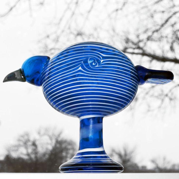 Oiva Toikka, New York bird (5 Cities Series), available January 2016