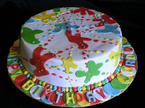 paintball cake - Google Search