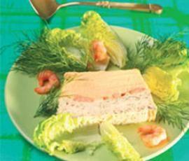 Rezept Lachspastete mit Pfefferquarkdip von Thermomix Rezeptentwicklung - Rezept der Kategorie Vorspeisen/Salate