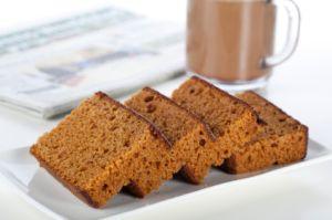 Make your own ontbijtkoek (Dutch breakfast cake).... yummy!