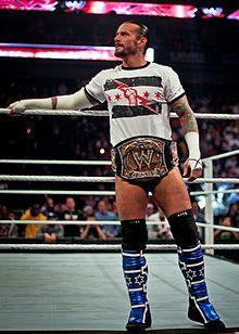 CM Punk  - cm-punk Photo