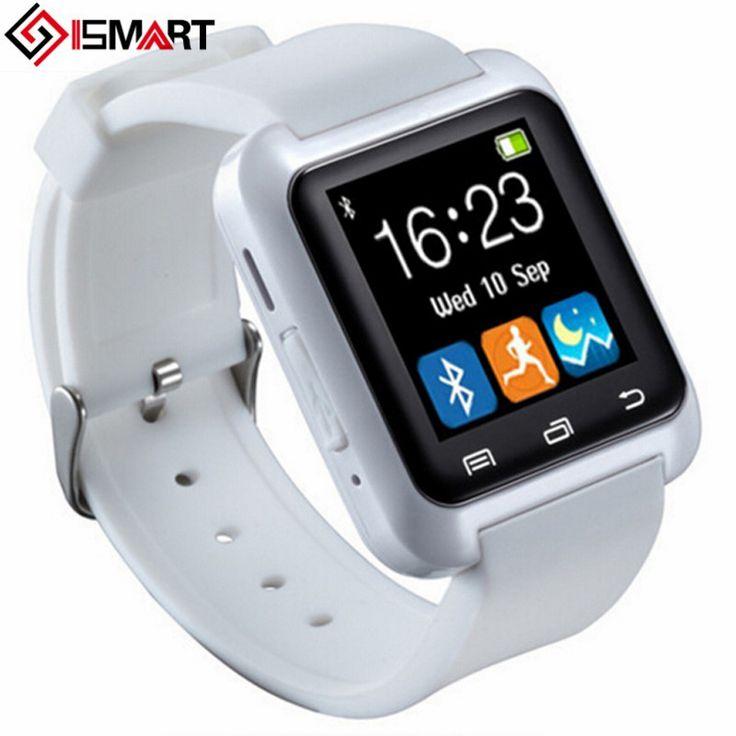 Digital-uhr Drahtlose Bluetooth Smart Uhr U8 U Sport Pedometer Freisprecheinrichtung Smartwatch U80 Armband für Android Telefon pk dz09 //Price: $US $20.90 & FREE Shipping //     #meinesmartuhrende