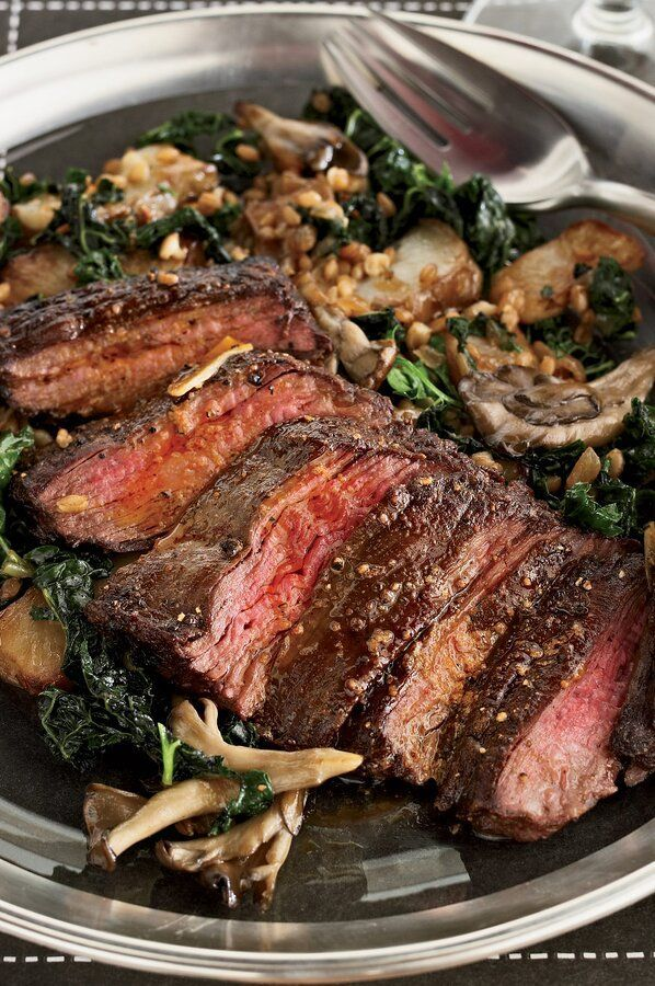 Skirt Steak With Paprika Butter Recipe Recipes Skirt Steak Beef Dishes