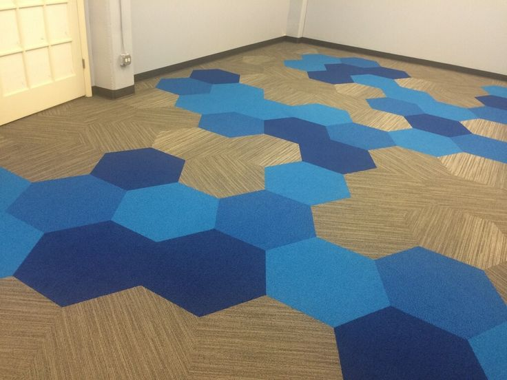 11 best hexagon carpet tiles images on pinterest hexagon for Best flooring for seniors