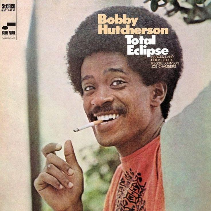 Bobby Hutcherson - Total Eclipse on LP