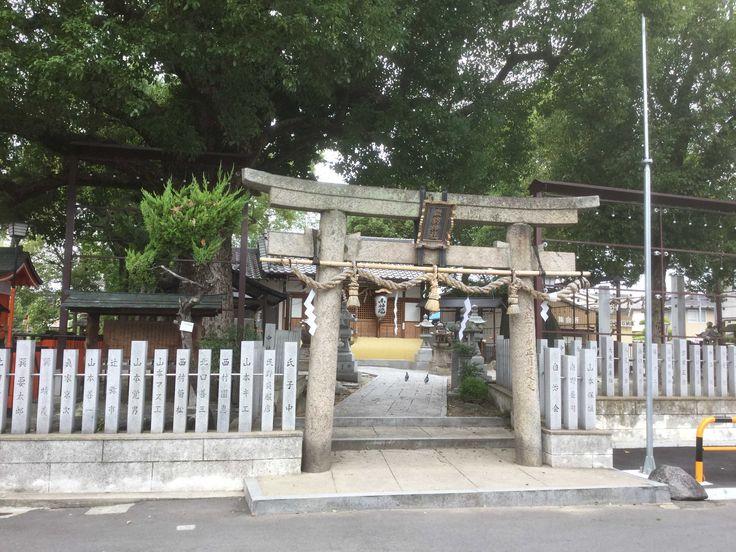 【諏訪神社】(すわじんじゃ)東大阪市中新開 - kazu1000のブログ / 社寺仏閣巡り