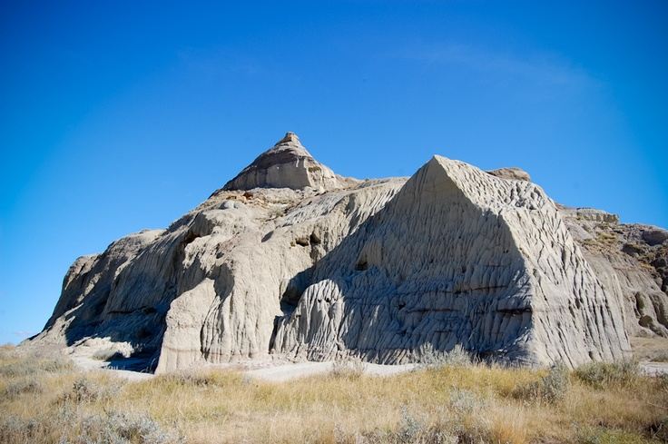 The Big Muddy Badlands - near Coronach, #Saskatchewan.