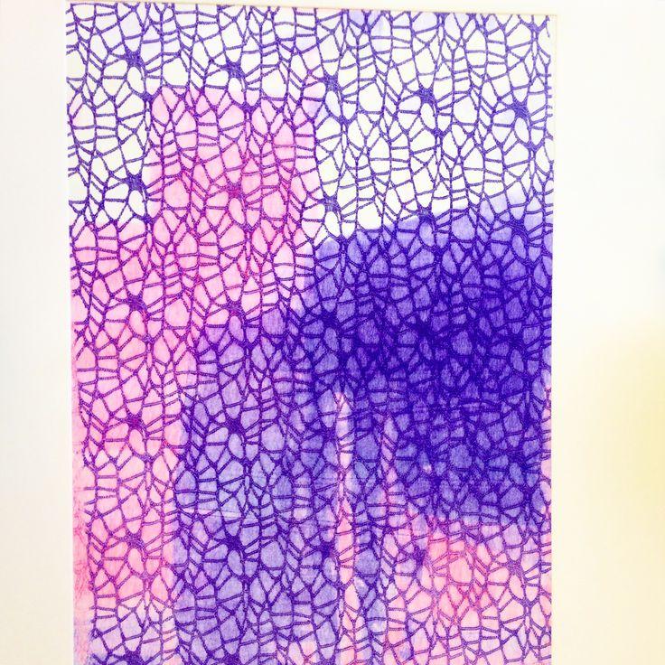 Mono Type Architecture Anna James (loveannajames). Fine Art Experimental Printmaking shortcourse @ Central St Martins