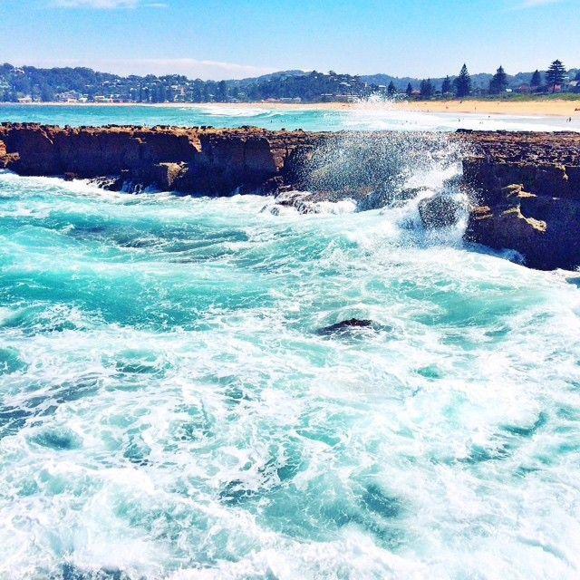 A must-go destination (North Avoca Beach, NSW, Australia)