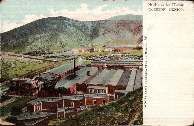 Distrito de las Fábricas; Torreon - Mexico