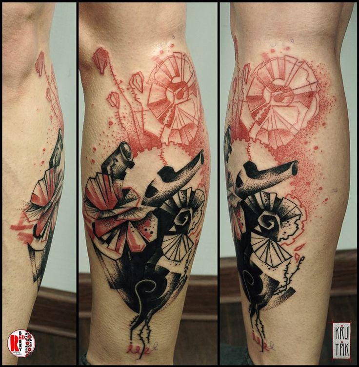 Redberry Tattoo Studio Wrocław #tattoo #inked #ink #studio #wroclaw #warszawa #tatuaz #gdansk #redberry #katowice #sosnowiec #bielskobiala #berlin #poland #krakow #krutak #labrujaproject #kogut #rooster #ethnic #etno #project #wegan #vegan #serce #heart