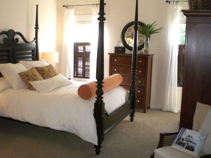 16 mejores im genes de dormitorios de estilo colonial en - Dormitorio estilo colonial ...