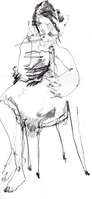 """""""-Vos no estás bien, tenes muchos desequilibrios.""""  Emilyafox Illustration: May 2011"""