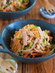 10分で味しみ抜群♪抱えて食べたい♪『春雨のごちそうサラダ』 by Yuu*(大田優) | レシピサイト「Nadia | ナディア」プロの料理を無料で検索
