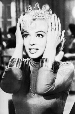 Marilyn Monroe in Gentlemen Prefer Blondes (1953):