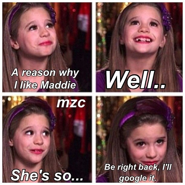 Lol Kenz... What does Mads say about this lol btw guys only me Brooke and Christi have pinte
