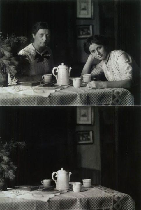 August Sander (1876-1974) reinterpretado por Michael Somoroff