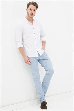 Koton Erkek Açık Mavi Pantolon    Erkek Açık Mavi Pantolon Koton Erkek                        http://www.1001stil.com/urun/4704926/koton-erkek-acik-mavi-pantolon.html?utm_campaign=Trendyol&utm_source=pinterest