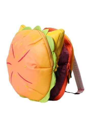 Pack all of your extra supplies to save the world in this Steven Universe cheese  burger backpack! f743272683a9a