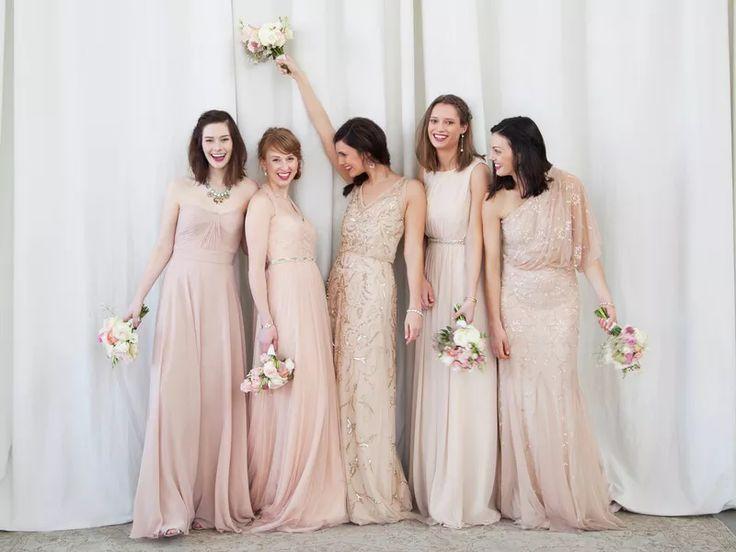 Classic Bridesmaid Dresses You'll Wear
