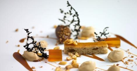 Michelin Experience dessert