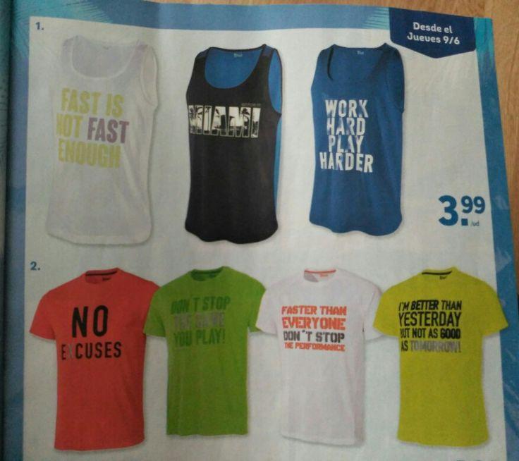 Publicidad de camisetas