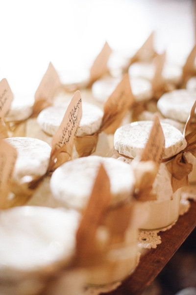 10 id es pour d corer son plan de table mariage wedding - Idee marque place mariage ...