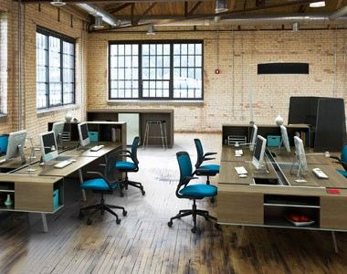 133 Best Open Space Images On Pinterest Office Spaces