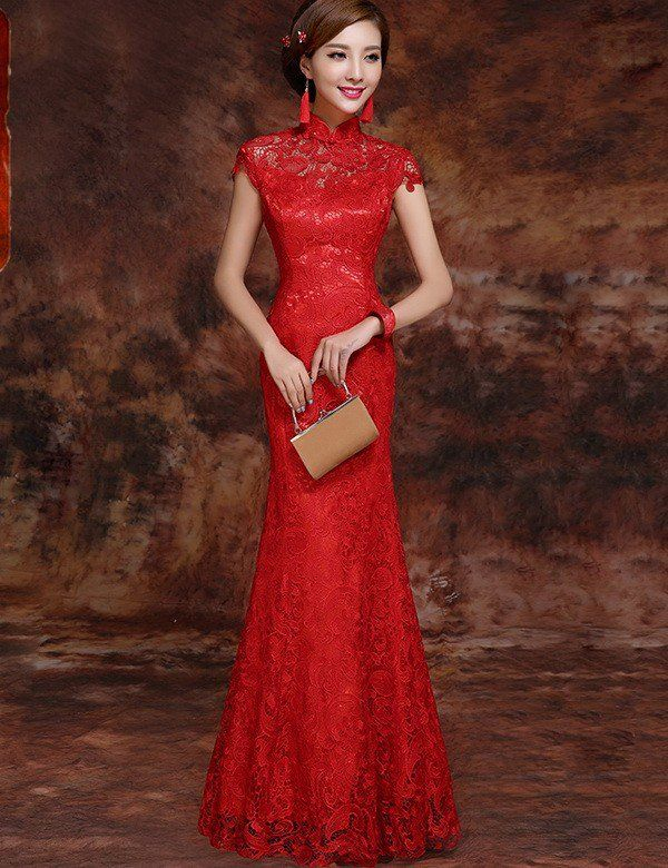 268 best images about cheongsam on pinterest chinese for Traditional chinese wedding dress hong kong