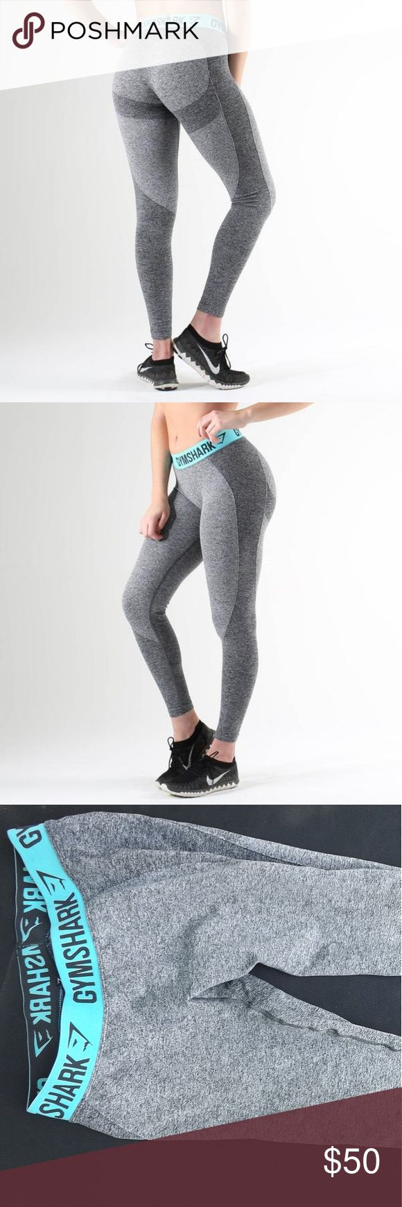 Gym Shark Flex Leggings, v1 Gym Shark Flex Leggings, With a form-flattering pattern, Super soft/ Stretchy, moisture-wicking seamless knit. Gym Shark sells out within minutes, these are hard to get your hands on. Please no offers less than what im asking. Some people sell these items for over $100 on ebay. Thanks! lululemon athletica Pants