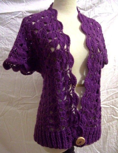 129 Best Crochetknit Summer Sweaters Images On Pinterest Crochet