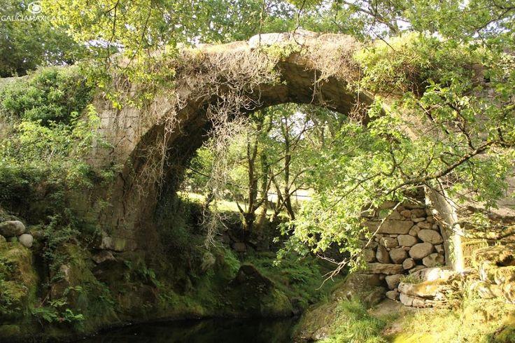 Ponte do Valdohome, en Fornelos de Montes
